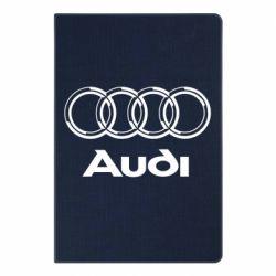 Блокнот А5 Audi Big