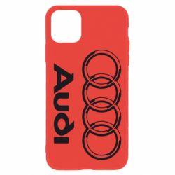 Чехол для iPhone 11 Audi Big