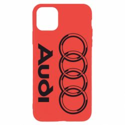 Чехол для iPhone 11 Pro Audi Big