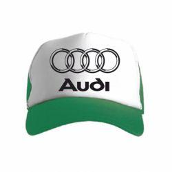 Детская кепка-тракер Audi Big