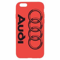Чехол для iPhone 6/6S Audi Big