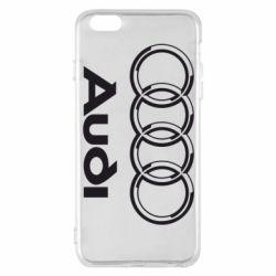 Чехол для iPhone 6 Plus/6S Plus Audi Big