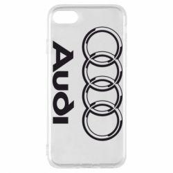 Чехол для iPhone 8 Audi Big
