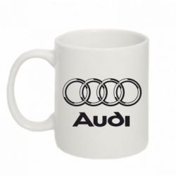 Кружка 320ml Audi Big - FatLine