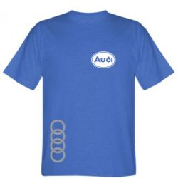 Футболка Audi Logo