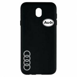 Чохол для Samsung J7 2017 Логотип Audi