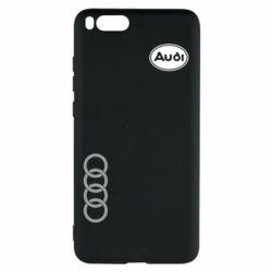 Чохол для Xiaomi Mi Note 3 Логотип Audi