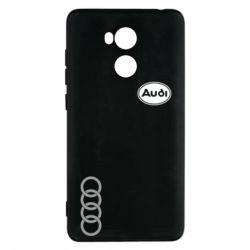 Чохол для Xiaomi Redmi 4 Pro/Prime Логотип Audi