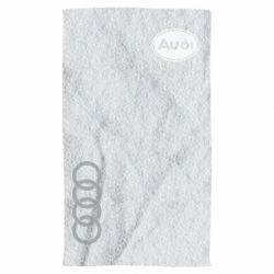 Полотенце Audi Logo