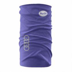 Бандана-труба Audi Logo