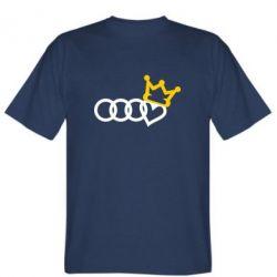 Чоловіча футболка Audi queen