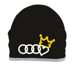 Шапка Audi queen