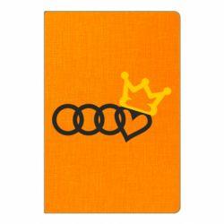 Блокнот А5 Audi queen