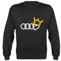 Реглан (світшот) Audi queen