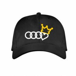 Дитяча кепка Audi queen