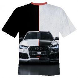 Чоловічі футболки з принтом на тему  Audi - купити в Києві 96e17643fafab
