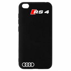 Чехол для Xiaomi Redmi Go Audi RS4