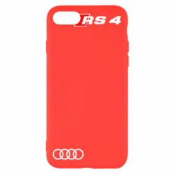 Чехол для iPhone 8 Audi RS4