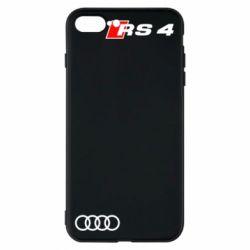 Чехол для iPhone 8 Plus Audi RS4