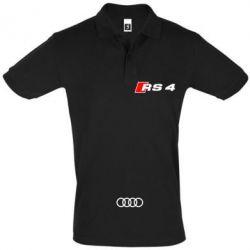 Мужская футболка поло Audi RS4