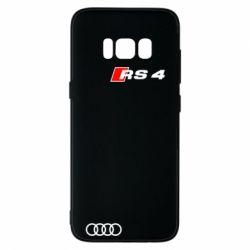 Чехол для Samsung S8 Audi RS4