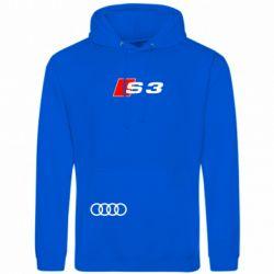 Толстовка Audi S3 - FatLine