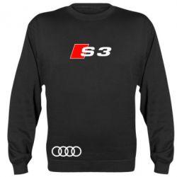 Реглан (свитшот) Audi S3 - FatLine