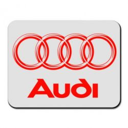 Коврик для мыши Audi Small - FatLine