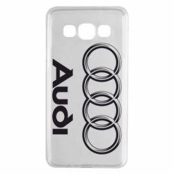 Чехол для Samsung A3 2015 Audi Small