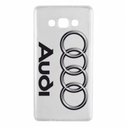 Чехол для Samsung A7 2015 Audi Small