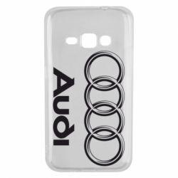 Чехол для Samsung J1 2016 Audi Small