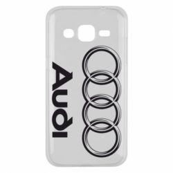 Чехол для Samsung J2 2015 Audi Small