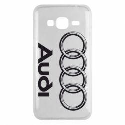 Чехол для Samsung J3 2016 Audi Small