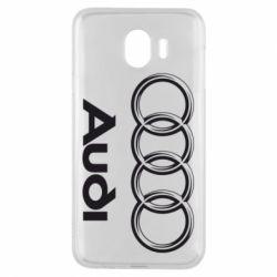 Чехол для Samsung J4 Audi Small