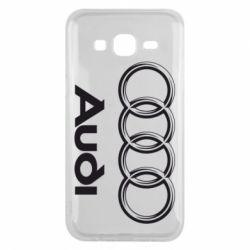 Чехол для Samsung J5 2015 Audi Small
