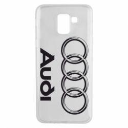 Чехол для Samsung J6 Audi Small