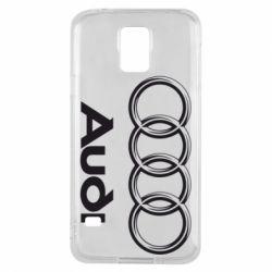 Чехол для Samsung S5 Audi Small