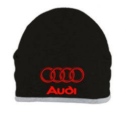 Шапка Audi Small - FatLine