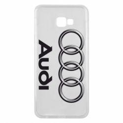 Чехол для Samsung J4 Plus 2018 Audi Small