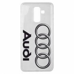 Чехол для Samsung J8 2018 Audi Small