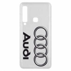 Чехол для Samsung A9 2018 Audi Small