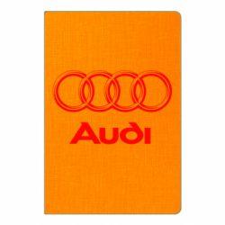 Блокнот А5 Audi Small