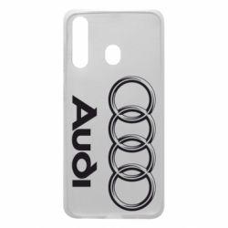Чехол для Samsung A60 Audi Small