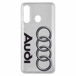 Чехол для Samsung M40 Audi Small