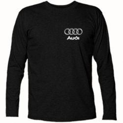 Футболка с длинным рукавом Audi Small - FatLine