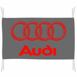 Флаг Audi Small