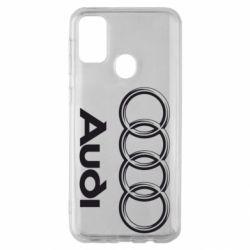 Чехол для Samsung M30s Audi Small