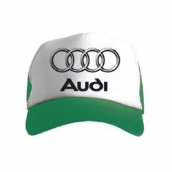 Детская кепка-тракер Audi Small