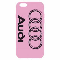 Чехол для iPhone 6 Audi Small