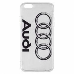 Чехол для iPhone 6 Plus/6S Plus Audi Small